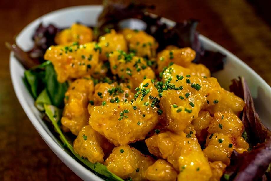 Rock shrimp tempura at Nobu in Palo Alto. Photo: John Storey, Special To The Chronicle