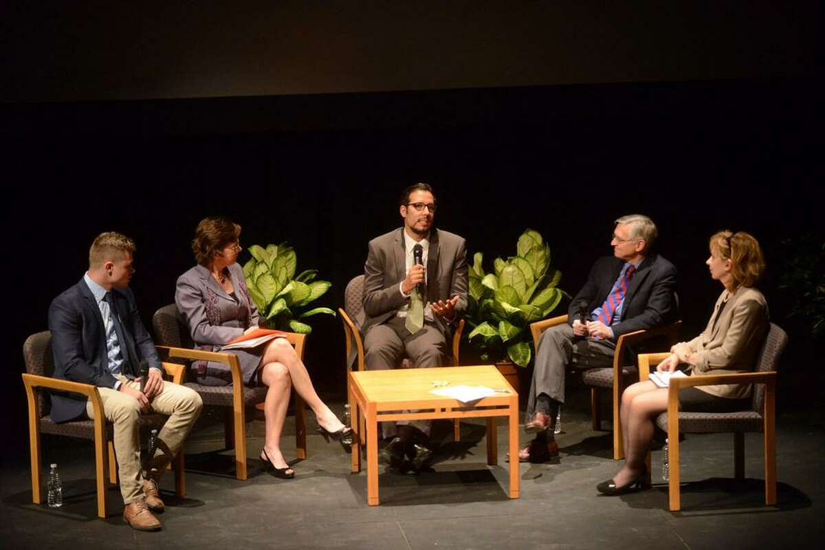 Panelists discuss the opioid crisis locally at a recent town hall hosted by the Express-News and the University of Texas at San Antonio. The city must keep this conversation going.