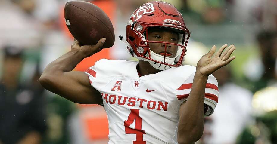 QB D'Eriq King will make his first career start after scoring the winning touchdown in last week's upset over then-No. 17 South Florida. Photo: Chris O'Meara/Associated Press