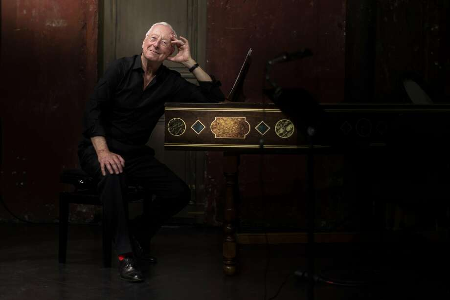 Conductor William Christie Photo: Oscar Ortega