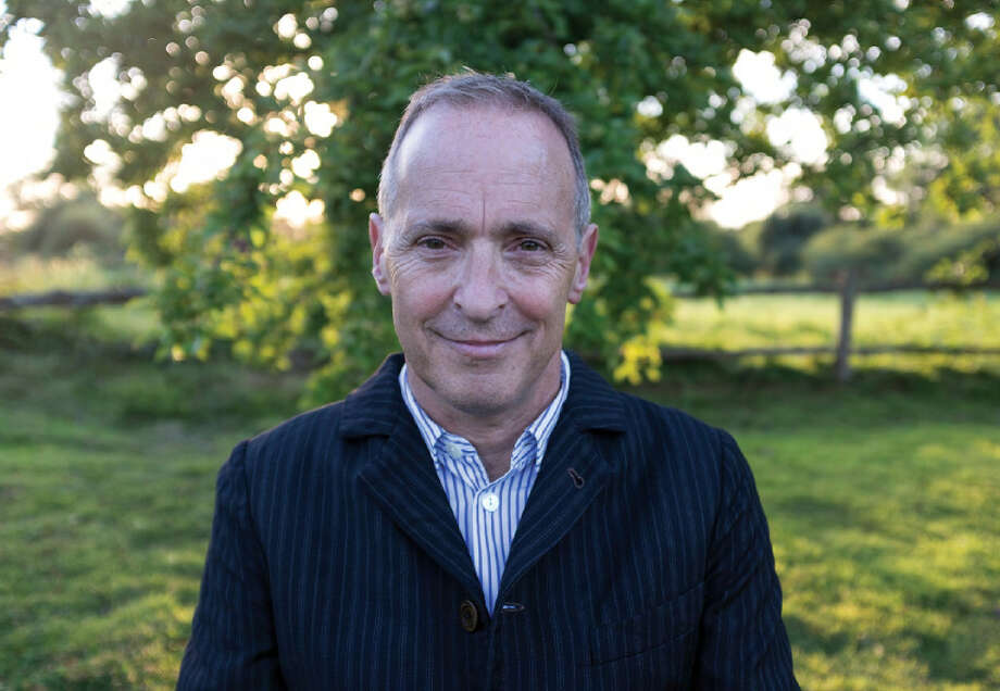 David Sedaris poses for a portrait. Photo: Courtesy Photo