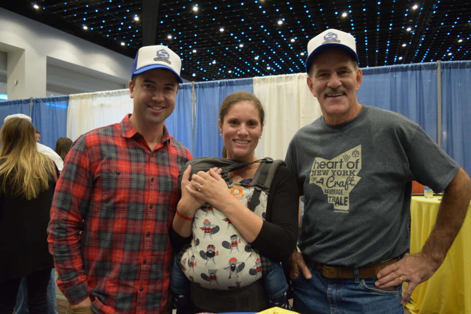 Were you Seen at the Northeast Ski & Craft Beer Showcase at the Albany Capital Center on Friday, Nov. 3, 2017? Photo: Cait Perry