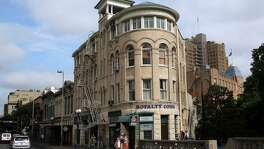 The Clifford Building in downtown San Antonio, at 429 E. Commerce St., is one of the most recognizable buildings in the area.