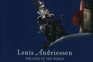 """Louis Andriessen, """"Theatre of the World"""""""
