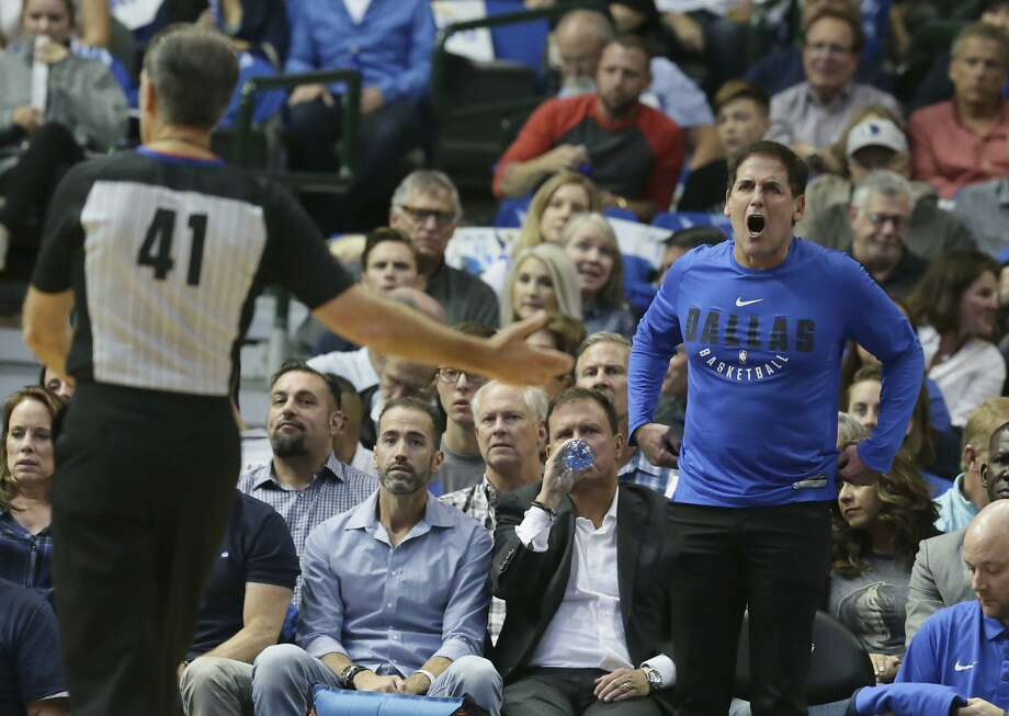Mark Cuban wants Draymond Green to apologize to NBA for 'owner' comment