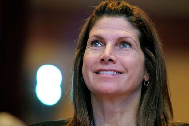 Former Rep. Mary Bono, R-Calif., said she endured increasingly suggestive comments from a fellow lawmaker in the House.