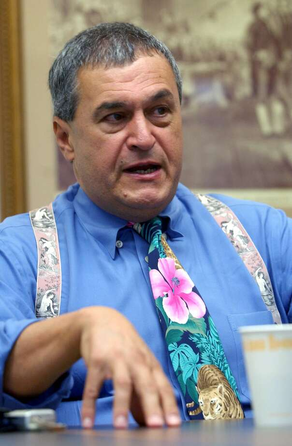 Tony Podesta in 2004. Photo: JACQUELINE LARMA, Associated Press