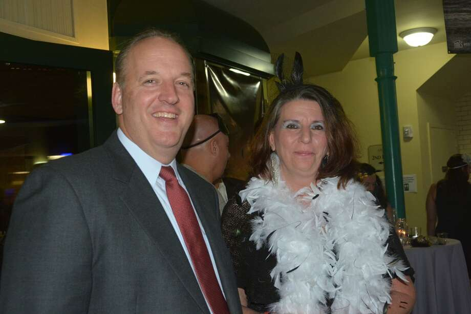 """The Bridgeport Neighborhood Trust (BNT) held its 5th Annual Masquerade Ball Fundraiser: Once Upon A Time – """"A Fairytale Masquerade"""" on November 3, 2017. Guests enjoyed live music by What Up Funk, food, drinks and more. The BNT provides development services that help Bridgeport's neighborhood's succeed. Were you SEEN? Photo: Vic Eng / Hearst Connecticut Media Group"""