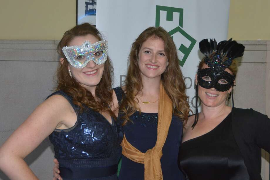 "The Bridgeport Neighborhood Trust (BNT) held its 5th Annual Masquerade Ball Fundraiser: Once Upon A Time – ""A Fairytale Masquerade"" on November 3, 2017. Guests enjoyed live music by What Up Funk, food, drinks and more. The BNT provides development services that help Bridgeport's neighborhood's succeed. Were you SEEN? Photo: Vic Eng / Hearst Connecticut Media Group"