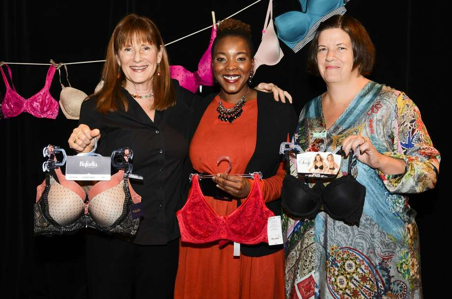 Were you Seen at Brava, a fundraiser for the YWCA of the Greater Capital Region that provides new bras to women in need, at The Arts Center of the Capital Region in Troy on Nov. 3, 2017? Photo: Colleen Ingerto