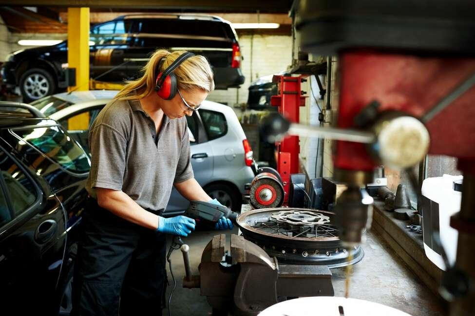 Automotive service technicians and mechanics Job description: