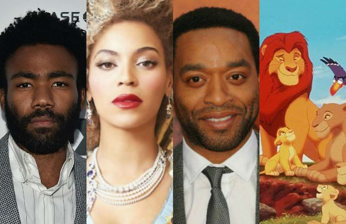 Live-action release date: July 19, 2019 Starring: Donald Glover, Beyonce and Chiwetel Ejiofor