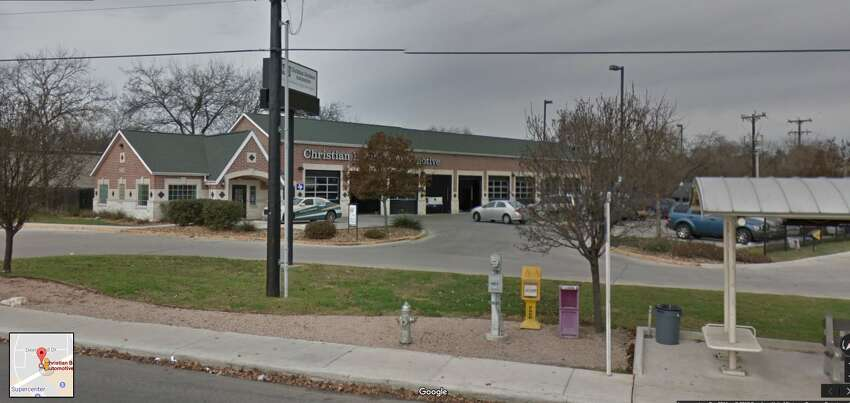 Christian Brothers Automotive Alamo Heights 1431 Austin Highway 31 reviews 4 ½ stars