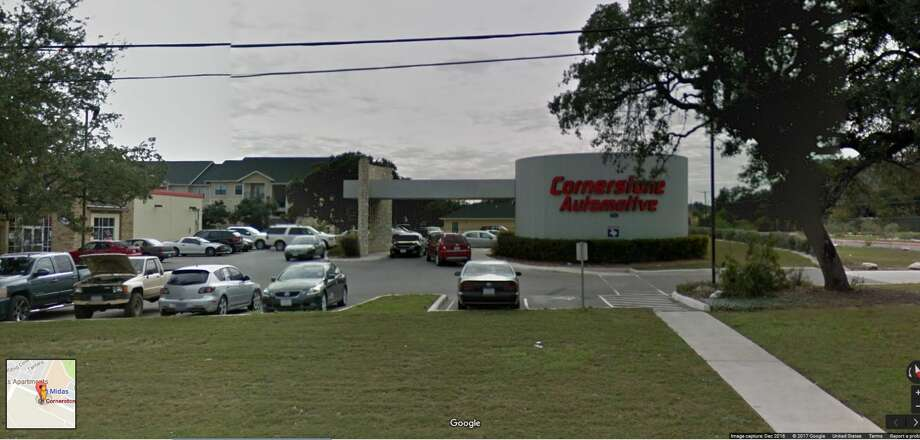 Cornerstone Automotive 11030 Culebra Road 30 reviews 4 ½ stars Photo: Google Maps Screengrab