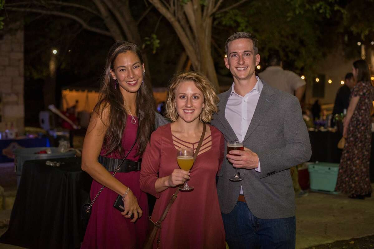 Annual haute cuisine gala at the Witte Museum raised awareness for good cause while raising the spirits of attendees Friday night Nov. 3, 2017.