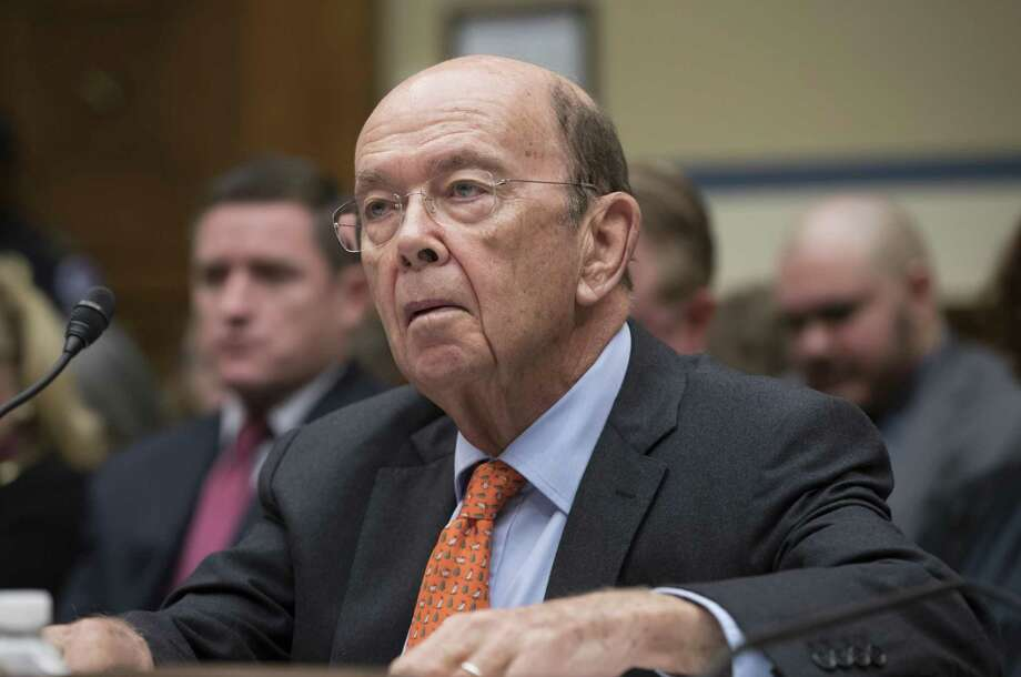 <caption> Commerce Secretary Wilbur Ross' actions on the census citizenship question have received the exposure and condemnation they deserved. Photo: J. Scott Applewhite, STF / Associated Press / Copyright 2017 The Associated Press. All rights reserved.