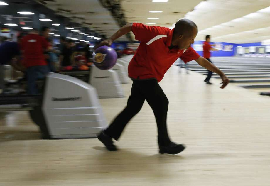 San Antonio athletes bowled over by the competition - San Antonio ...