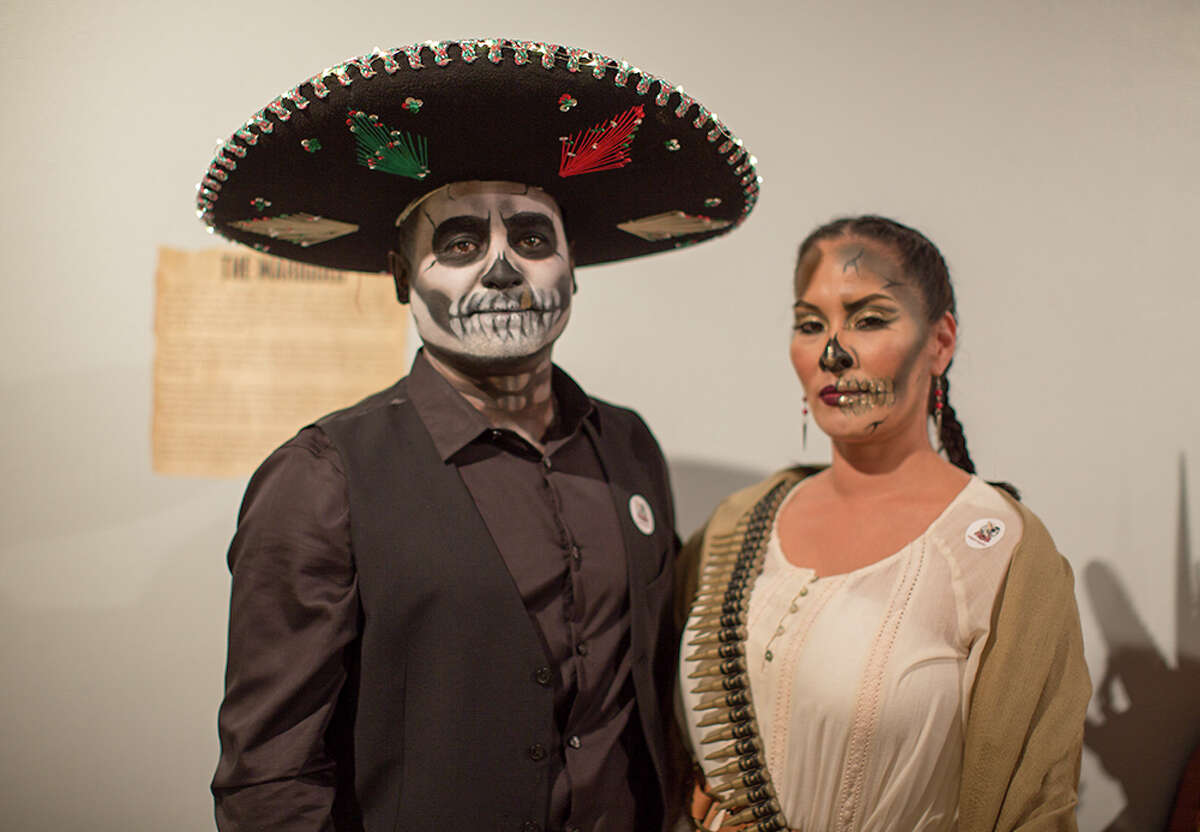 The 14th The annual Muertitos Fest, from SAY Sí, paid tribute to the Mexican Revolution with the theme