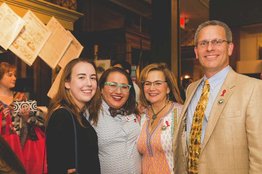 Were you Seen at A Phoenix Rising: A Capital Celebration of the New Albany Damien Center at Cohoes Music Hall on Nov. 4, 2017? Photo: Jay Zhang Photography