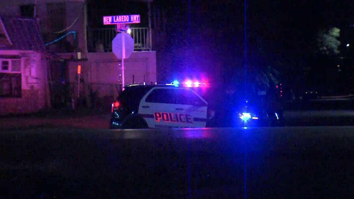 San Antonio police say a three-year-old boy was shot while traveling in the back of a family vehicle Saturday night, Nov. 4, 2017. The victim later died at University Hospital.