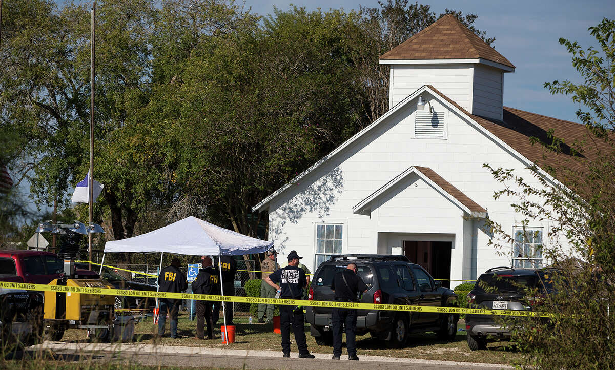 Here's what we know so far about the Sutherland Springs church shooting on Sunday. 1. 10 people remain in critical condition Twenty-six people were killed at the church with the victims ranging in age from 5 to 72 years old. Twenty-three died inside the church, two outside and one at the hospital. As of Tuesday, 10 of the 20 people injured remained in critical condition.