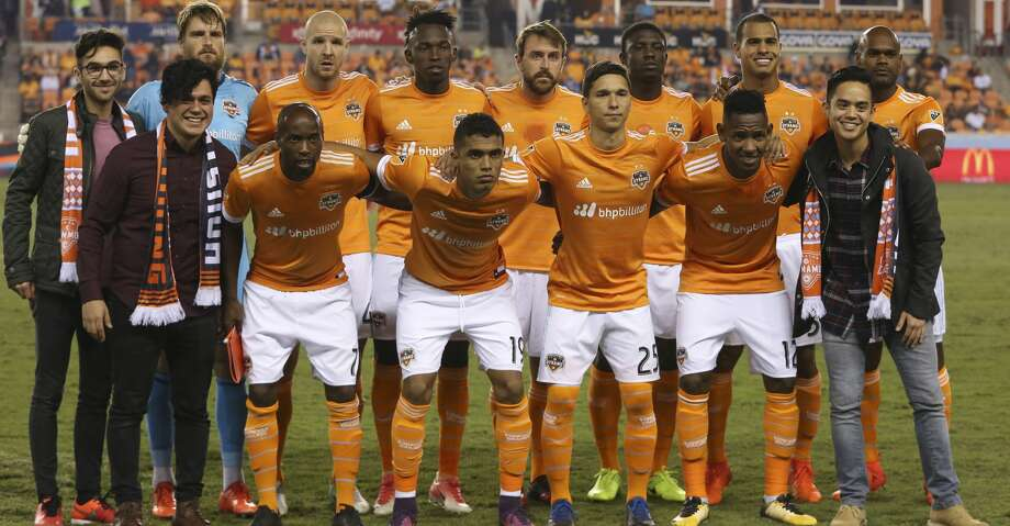The Dynamo are seeking their seventh berth in the conference finals. This is their 12th season. Photo: Yi-Chin Lee/Houston Chronicle