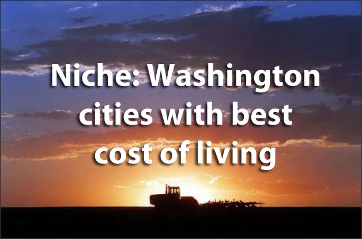 City ranking site Niche calculated the Washington cities with the best cost of living and gives this ranking for 2017. The results are unexpected.