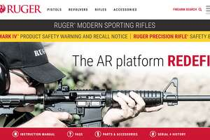 "The Texas Department of Public Safety told reporters that the man who shot and killed 26 people in Sutherland Springs used a Ruger ""AR style"" rifle in the attack."