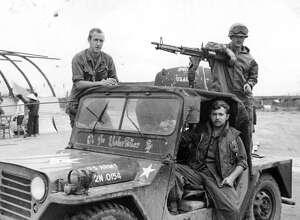 Vietnam War photo. (Courtesy James McDermott)