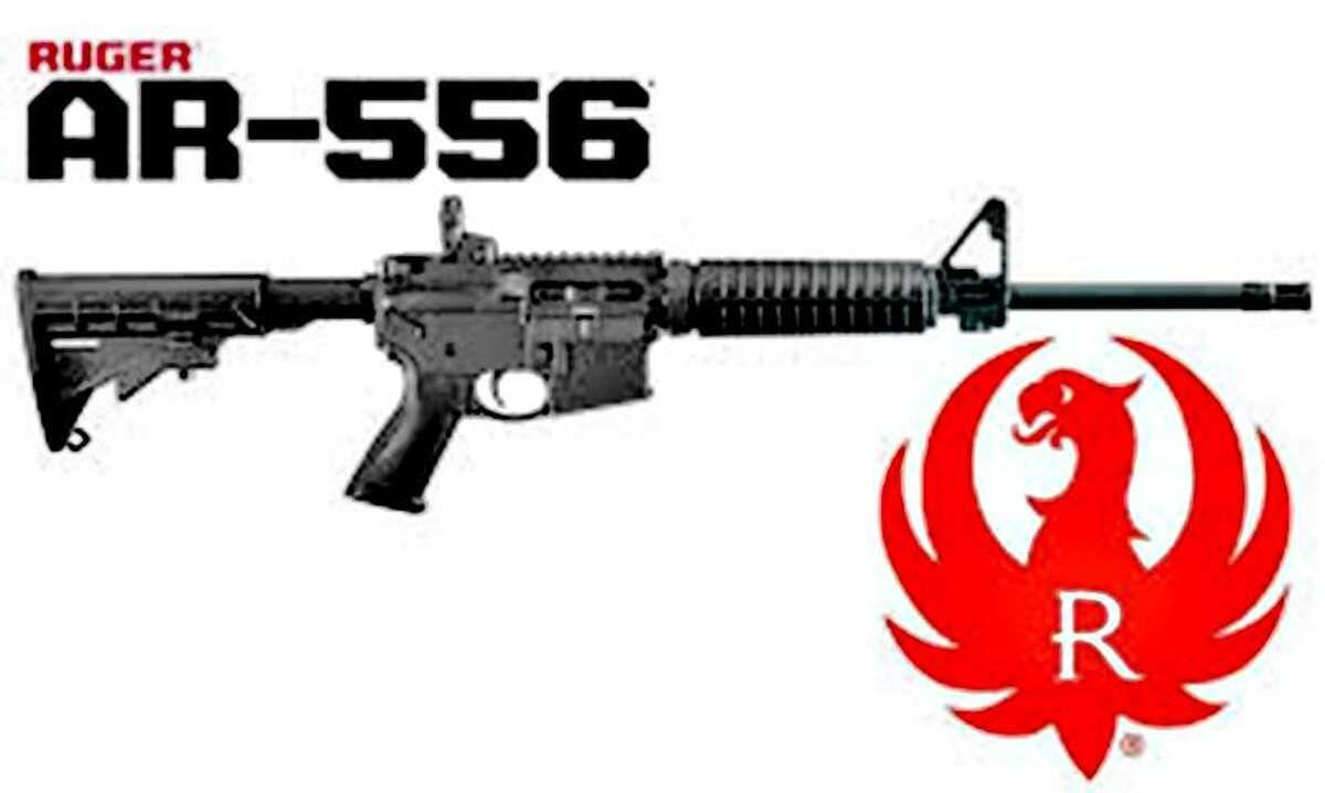 Image of Ruger AR-556.