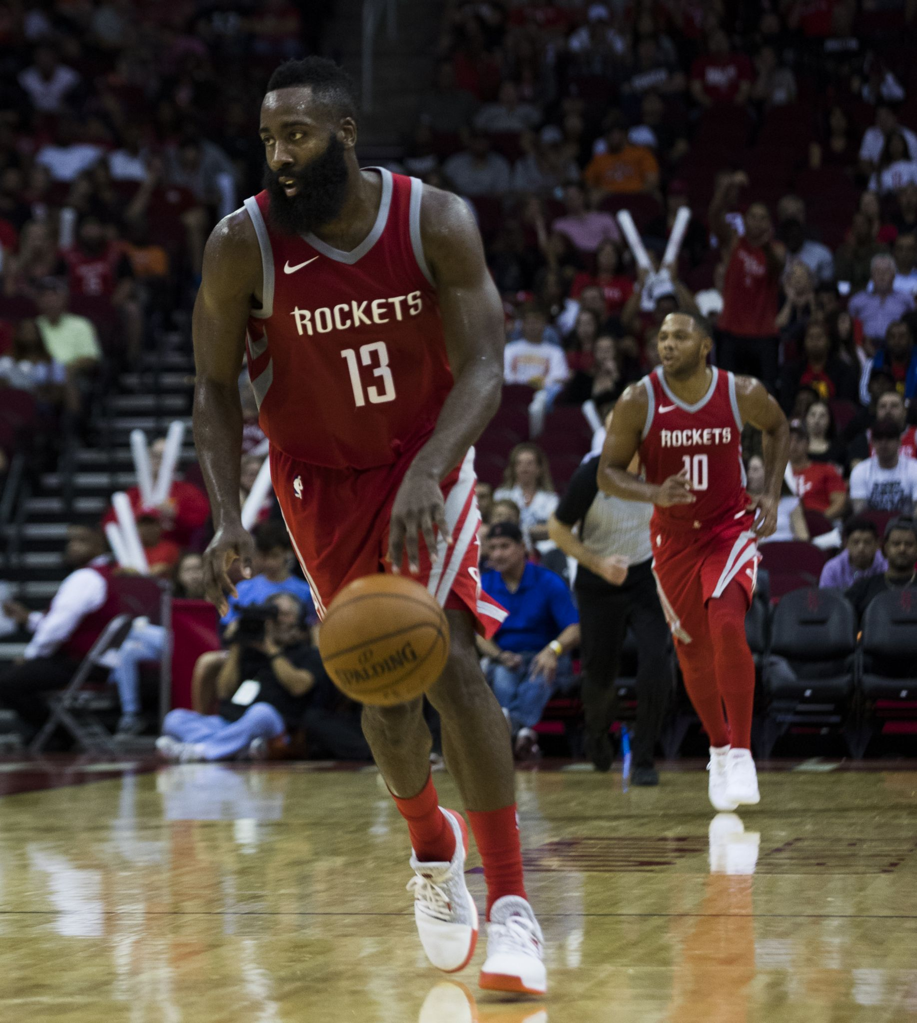 9d43fe1320c7 Rockets guard James Harden named Western Conference Player of the Week for  a second time