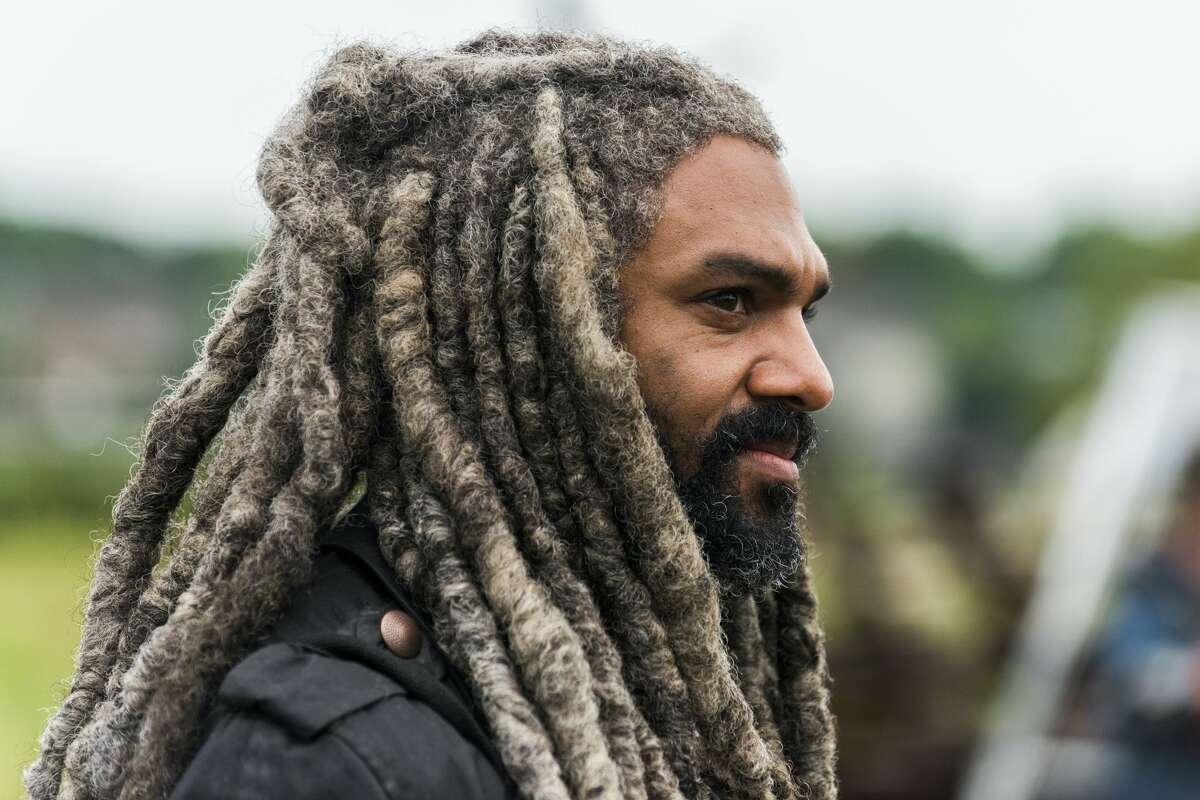 Khary Payton as Ezekiel.