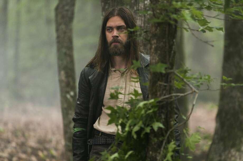 """Tom Payne as Paul """"Jesus"""" Rovia. Photo: Gene Page/AMC"""
