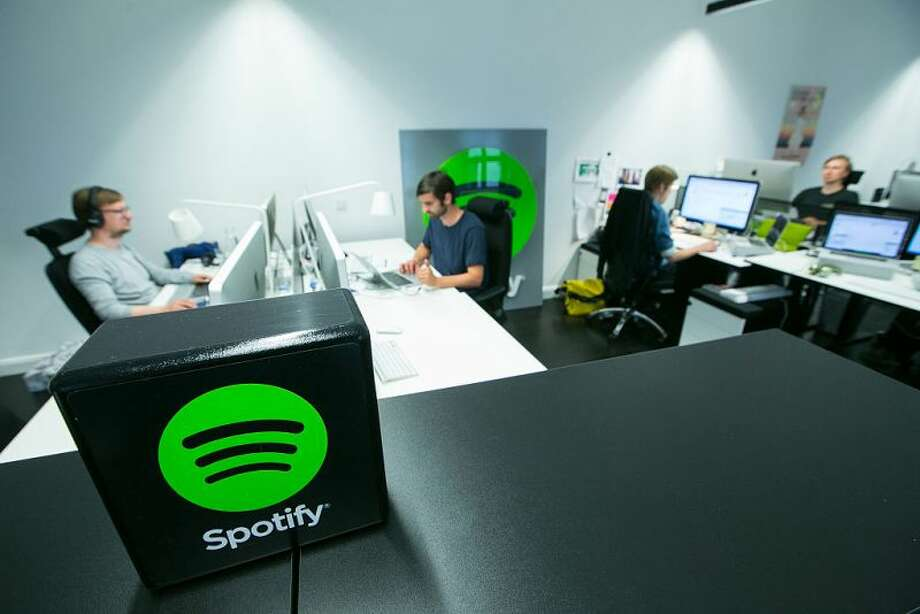 Spotify Photo: Bloomberg | Getty Images