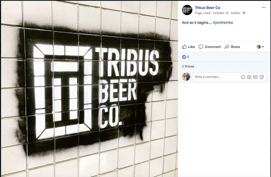 Tribus Beer Co. is planning a brewery with a pub and patio in Milford, Conn. Photo: Tribus Beer Co., Facebook