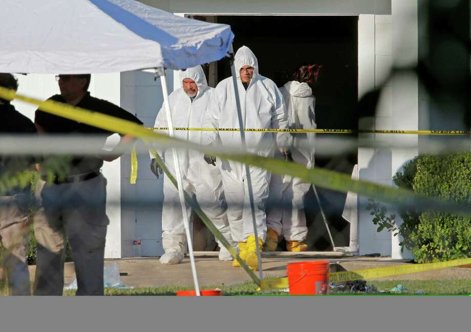 Site of sutherland springs church shooting will be demolished first responders work the scene of a shooting at the first baptist church of sutherland springs malvernweather Choice Image