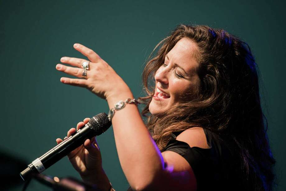 Litchfield native and international jazz performer, vocalist and pianist Nicole Zuraitis is set to perform at Jingle and Mingle, a fundraiser for the Litchfield Performing Arts on Dec. 9. Photo: Photo By Victoria Photography /Not For Resale / / © Lindsey Turner