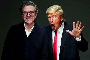 "Kurt Andersen and�Alec Baldwin will discuss their new satirical Trump ""memoir"" at the Curran Theatre."
