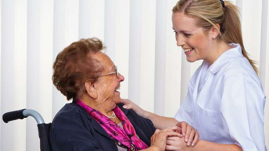 Griffin Hospital in Derby is looking for volunteers for its Hospital Elder Life Program (HELP), which provides extra support for elderly patients. Photo courtesy of Griffin Hospital. Photo: Contributed / Contributed