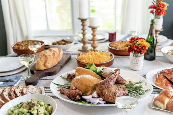 Revival Market in the Heights is offering a spate of takeaway options for Thanksgiving, including proteins, breads and sides.