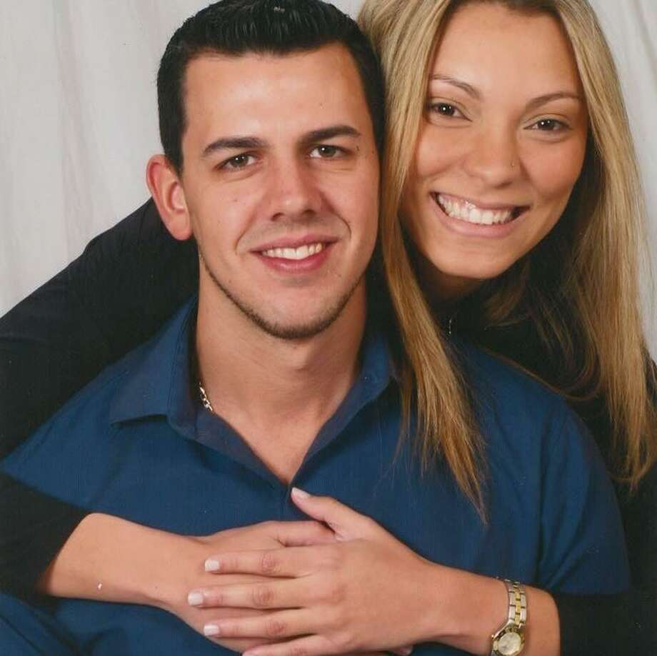 Redding resident Peter Valenti died of an apparent suicide in April 2016. Redding police were sued by his estate. The lawsuit accuses police of negligence in their handling of the case. Valenti is pictured here with his wife Paula, who died unexpectedly a month before his death. Photo: Contributed