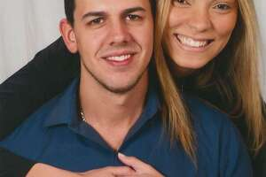 Redding resident Peter Valenti died of an apparent suicide in April 2016. Redding police are being sued by his estate. The lawsuit accuses police of negligence in their handling of the case. Valenti is pictured here with his wife Paula, who died unexpectedly a month before his death.