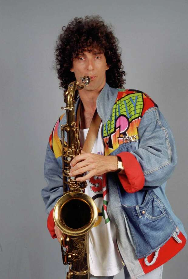 Kenny G also went to Franklin, where he was known as Kenny Gorelick. The saxophonist is pictured in 1987. Photo: Sherry Rayn Barnett/Getty Images