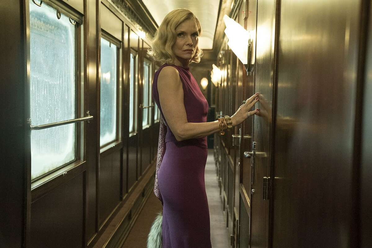 This image released by Twentieth Century Fox shows Michelle Pfeiffer in a scene from,