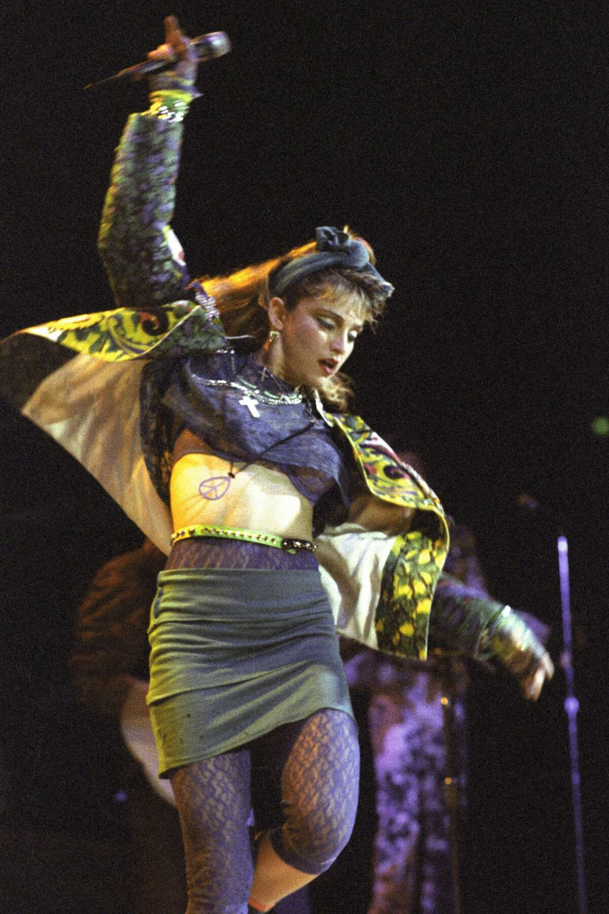 You saw Madonna perform at the San Francisco Civic Auditorium on April 23, 1985.