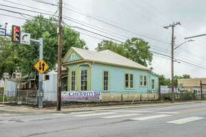 The Cherrity Bar at 302 Montana St. sits next door to the Alamodome and is a project spearheaded by David Malley. The aim of the bar, which Malley expects to open in January, is to provide philanthropic support to area nonprofits.