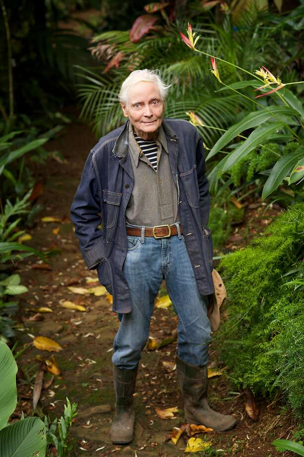 W.S. Merwin Photo: Courtesy Merwin Conservancy