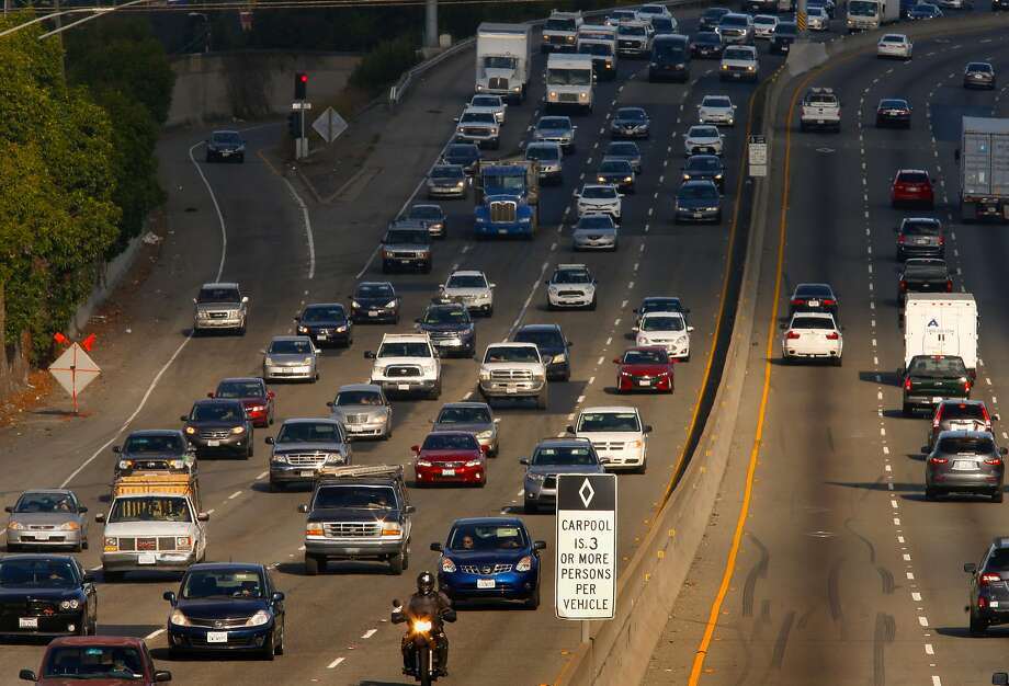 3-person carpool lanes may be extended on Bay Area highways - SFGate