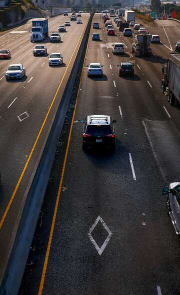 Whats An Hov Lane Caltrans State Of California >> 3 Person Carpool Lanes May Be Extended On Bay Area Highways