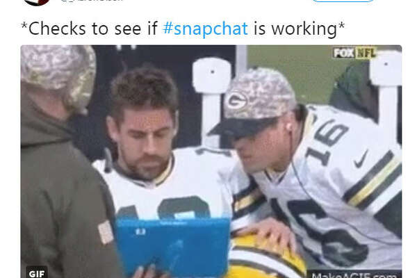 Snapchat was down and people took their freak outs to Twitter